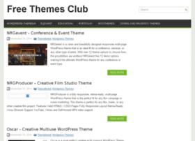 freethemesclub.com