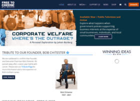 freetochoosenetwork.org