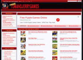 freetomandjerrygames.com