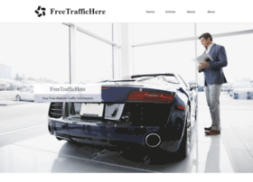 Freetraffichere.com