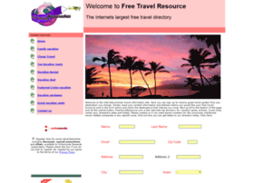 freetravelresource.com
