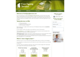 freetypingservices.com