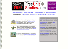 freeunitstudies.com