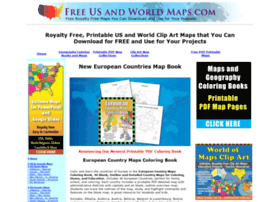 freeusandworldmaps.com