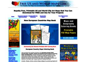 freeusandworldmaps.com