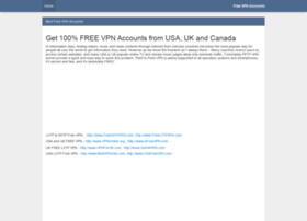 freevpnaccounts.com