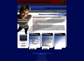 freewebhost.com