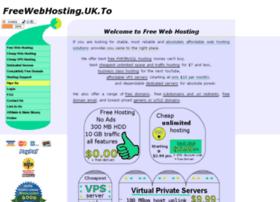 freewebhosting.uk.to