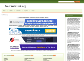 freeweblink.org