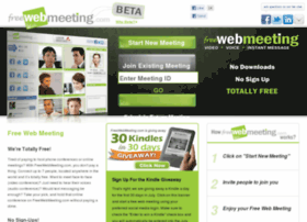 freewebmeeting.com