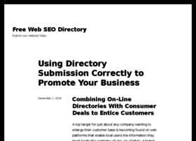 freewebseodirectory.com