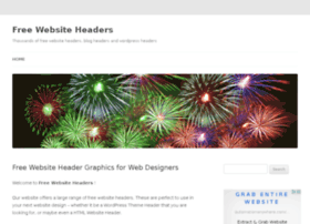 freewebsiteheaders.com