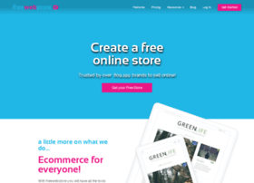 freewebstore.com