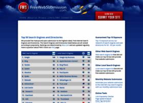 freewebsubmission.com
