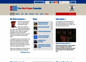 freewestpapua.org