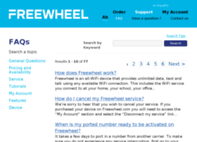 freewheel.custhelp.com