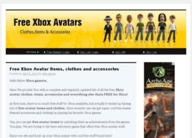 freexboxavatars.com