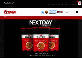 freezedriedfood.com