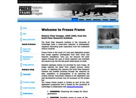 freezeframe.ac.uk