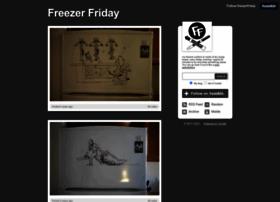 freezerfriday.tumblr.com