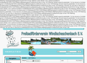 freibadfoerderverein.de