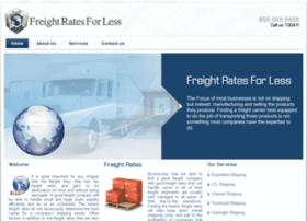 freightratesforless.com