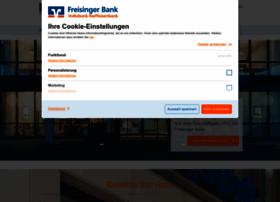 freisinger-bank.de