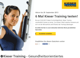 freitraining.kieser-training.de