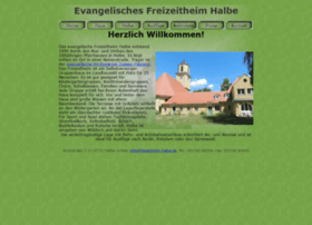 freizeitheim-halbe.de