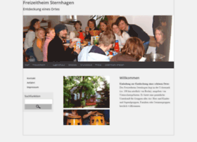 freizeitheim-sternhagen.de