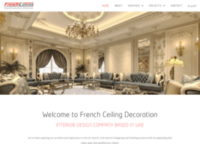 french-ceiling.com
