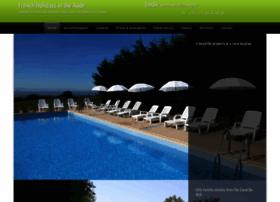 french-holidays-aude.com