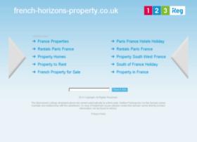 french-horizons-property.co.uk