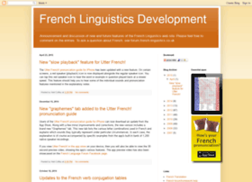 french-linguistics-dev.blogspot.com