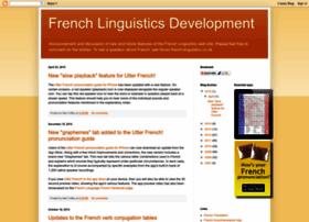 french-linguistics-dev.blogspot.com