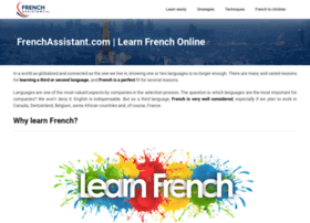 frenchassistant.com