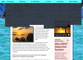 frenchcaribbean.com