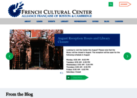 frenchculturalcenter.org