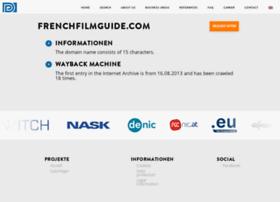 frenchfilmguide.com