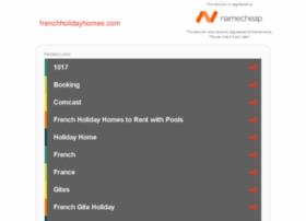 frenchholidayhomes.com