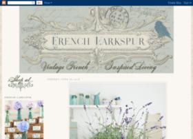 frenchlarkspur.blogspot.com