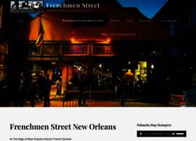 frenchmenstreetmusic.com