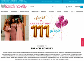 frenchnovelty.com