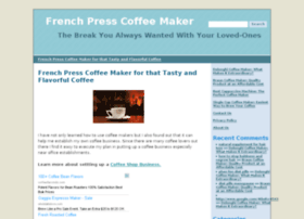 frenchpresscoffeemaker.us