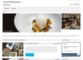 frenchrestaurants.com.au