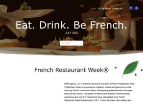 frenchrestaurantweek.com