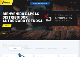 frenosa.com