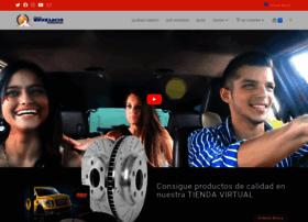 frenosirazuca.com.ve
