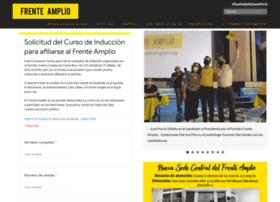frenteamplio.org