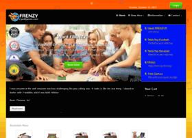 frenzycardgames.com